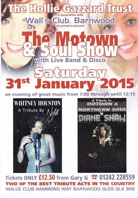 Motown & Northern Soul Evening