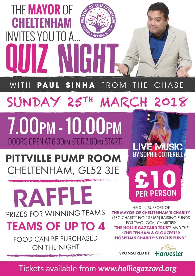 Quiz Night – SOLD OUT