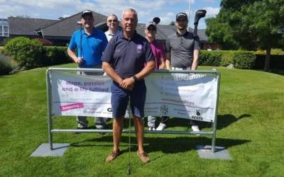 Hollie Gazzard Trust Golf Day 2018