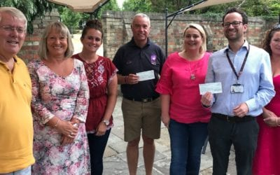 Thank You to the Mayor of Cheltenham Charity Appeal