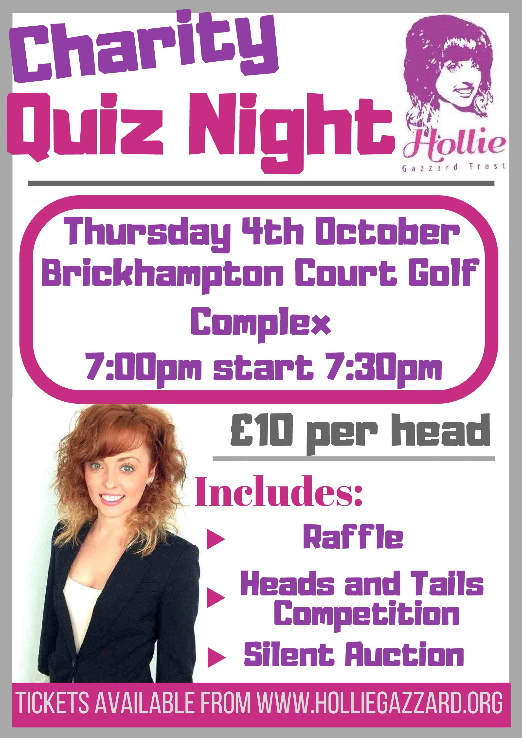 Brickhampton Quiz Night
