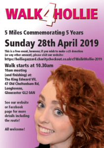 Walk4Hollie 2019 @ The King Teddy | Longlevens | England | United Kingdom