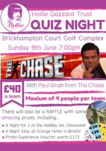 Quiz Night @ Brickhampton Court Golf Complex | England | United Kingdom