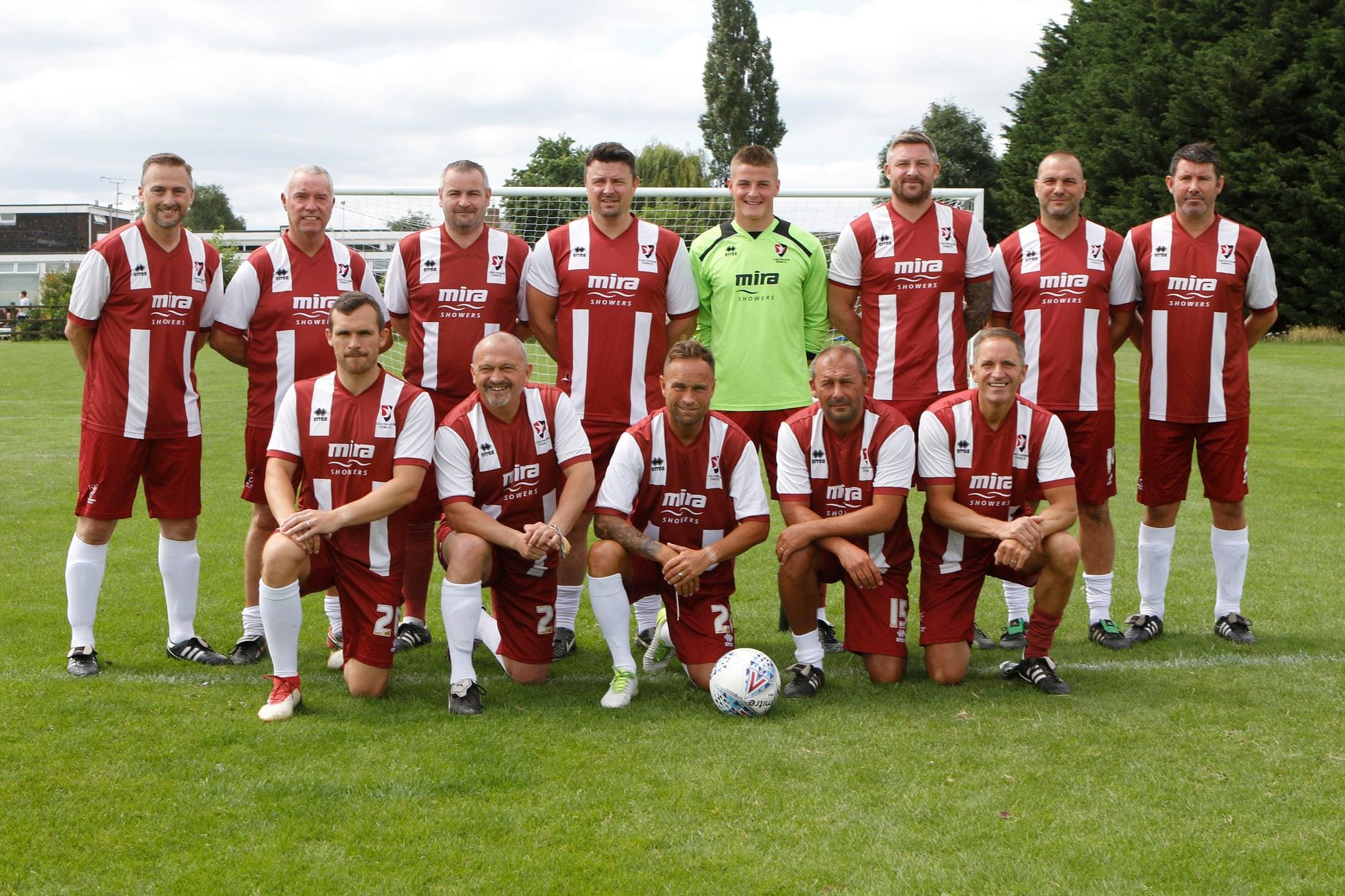 Hollie Gazzard Trust at the Cheltenham Town FC Open Day