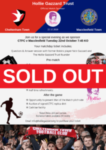 CTFC V Macclesfield @ Cheltenham Town Football Club | England | United Kingdom