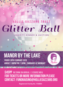Glitter Ball @ Manor by The Lake