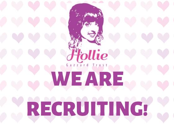 Hollie Gazzard Trust job vacancy