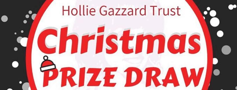 Christmas Prize Draw 2019… Winners!
