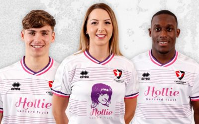 Smile often, think big: Robins to wear unique charity kit against Orient