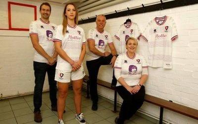 The Hollie Gazzard Trust Inspired Cheltenham Town FC Kits Explained