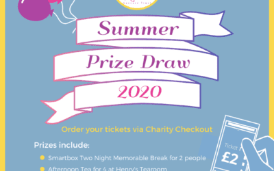 Summer Prize Draw 2020