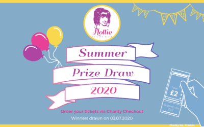 Summer Prize Draw 2020 WINNERS!
