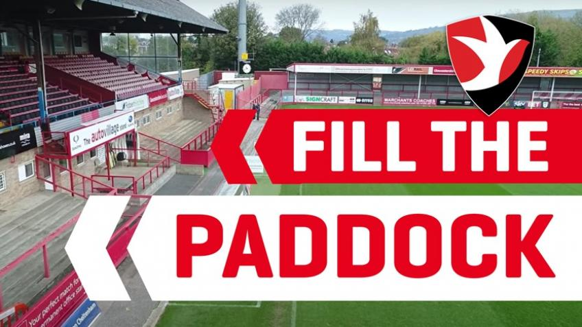 CTFC Fill the Paddock
