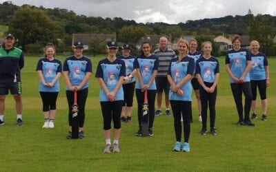 Woodmancote Saints partner with Hollie Gazzard Trust to promote key message