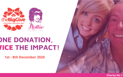 The Hollie Gazzard Trust Big Give Christmas Challenge